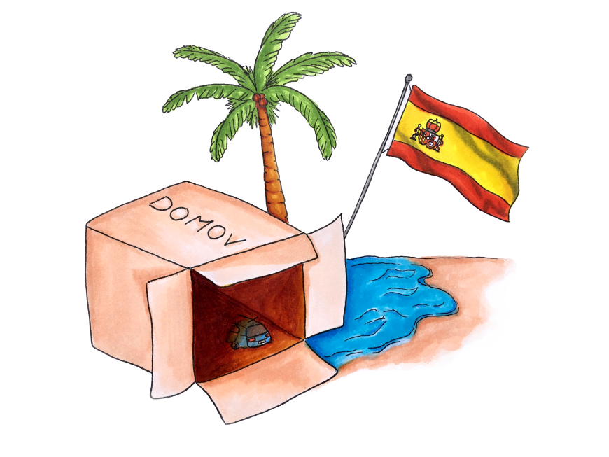 Stěhování do Španělska