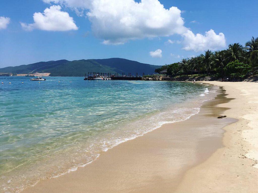 Hon Tam pláž
