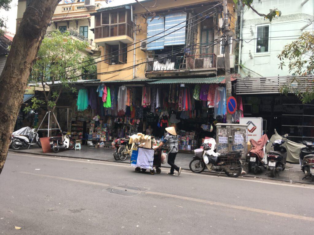 Vietnamský obchůdek