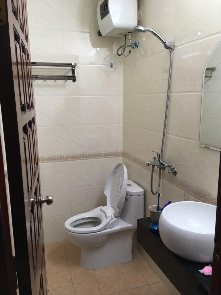 Mokrá koupelna