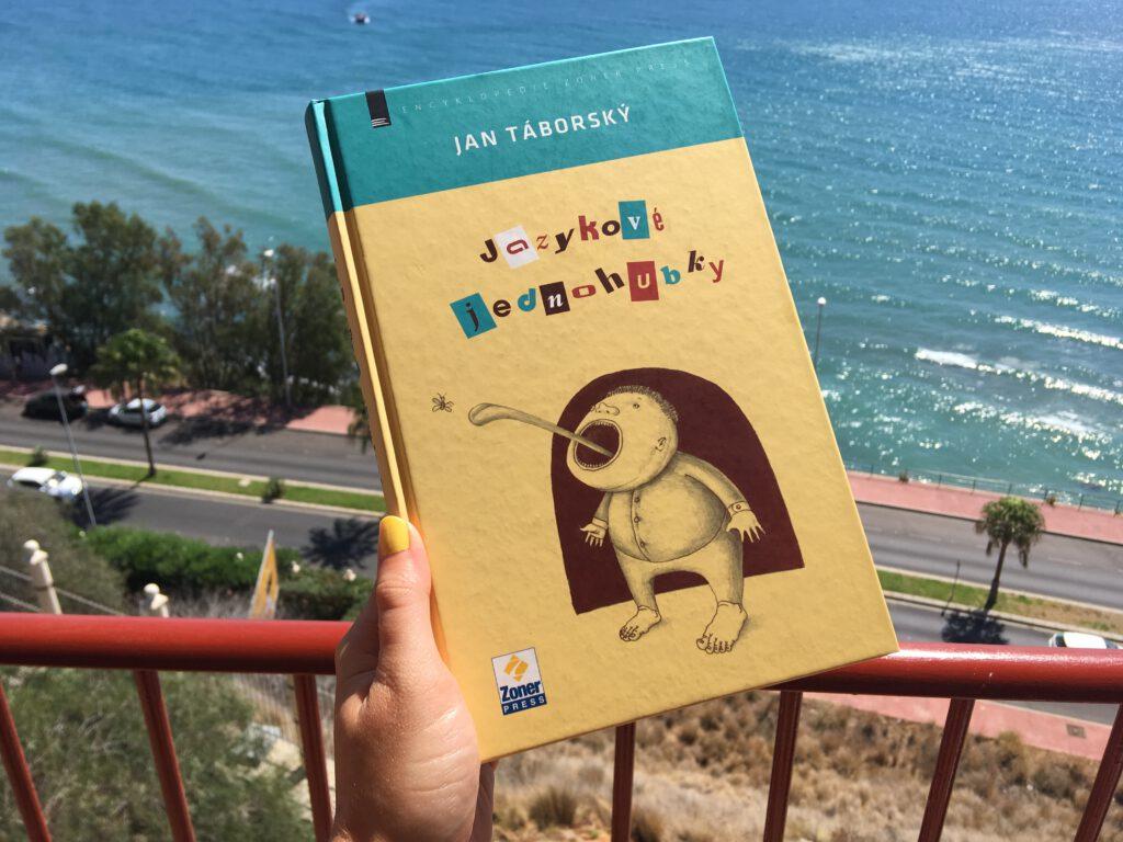 Kniha Jazykové jednohubky